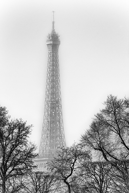 Eiffel Tower, Paris 2014, John Wiese (c)